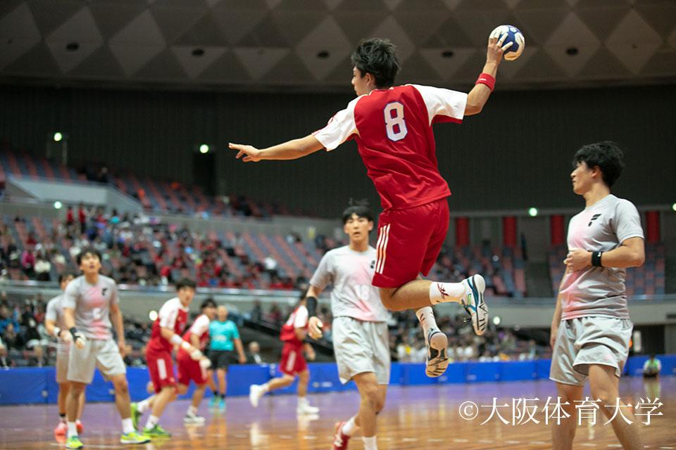 キャプテン・田邊和希選手も大活躍で得点を量産