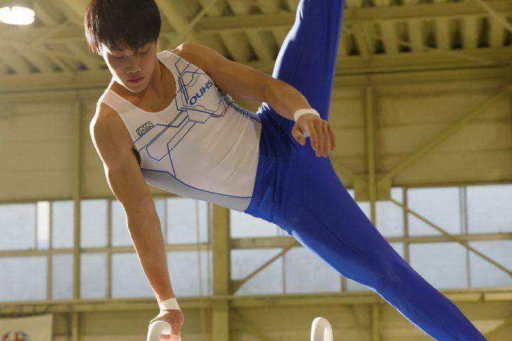 トップページ - 体操競技部(男子) - 大阪体育大学