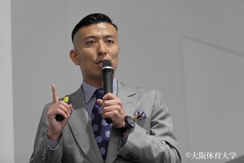男子飛込競技・寺内健氏