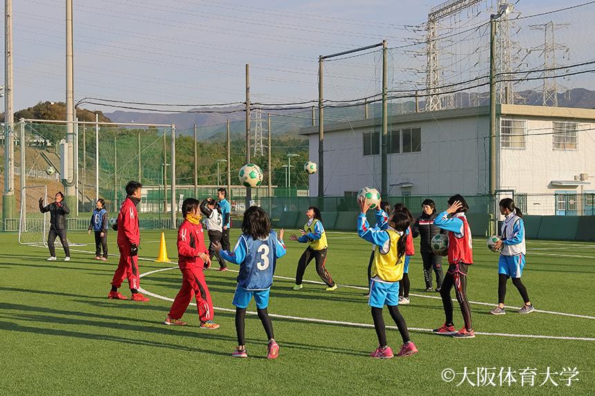 土日の2日間で行われた「和歌山ゴールデンキッズトレーニング合宿」