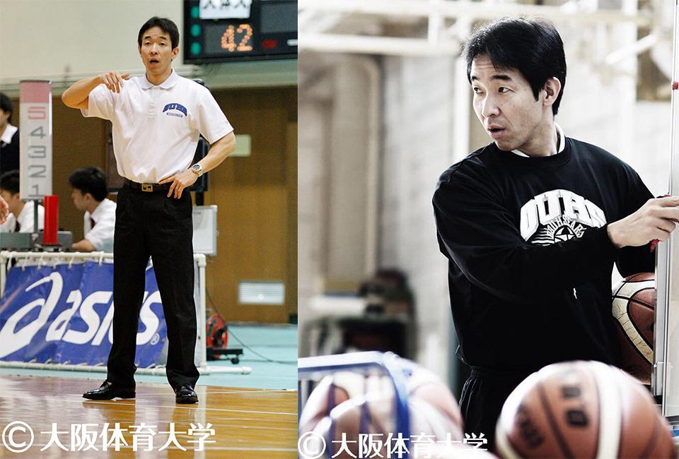 比嘉靖本学男子バスケットボール部監督・男子U22日本代表ヘッドコーチ