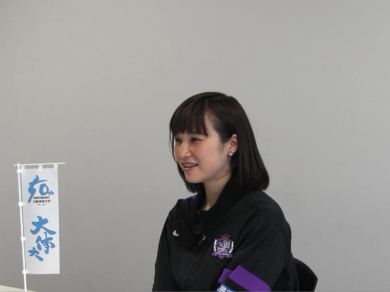田口恵さん(46期生)来訪 | 本部 | 2015年 | 支部会情報 | 大阪体育 ...