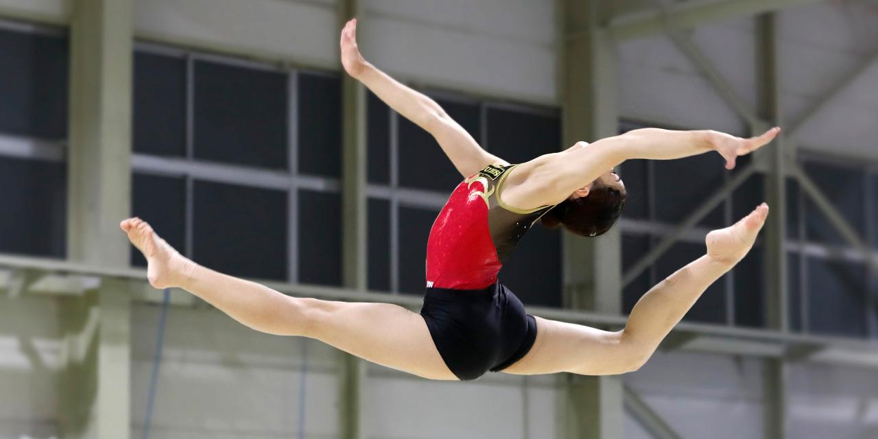 体操競技部(女子) - 大阪体育大学